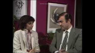 مهنا الدرة على برنامج فوكس - إنتاج التلفزيون الأردني (1982)
