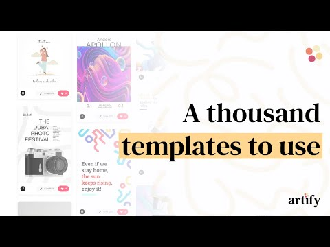 Edit community-created designs and use them!