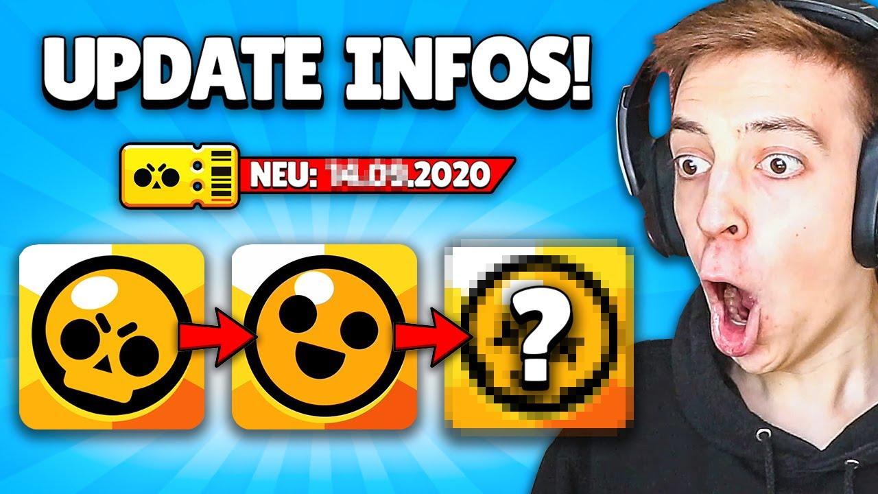 NEUE UPDATE INFOS!! 😱 GEHEIMER LIVESTREAM, SEASON 3, NEUER BRAWLER & WKBRL!? 🤔 ★ Brawl Stars deutsch
