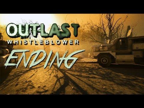 ENDING   Outlast Whistleblower DLC - Part 6