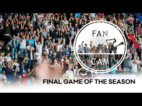 Swans TV - Fan Cam: Final game of the season