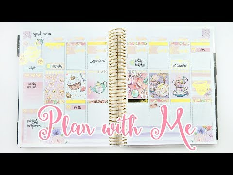 Plan with Me ft. Simply Watercolor Co!