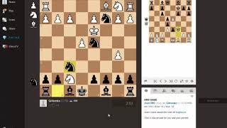 Шведские шахматы -  сила коней. Играю в шведки (bughouse)