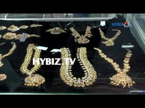 Vijay Jewellers-UBM Jewellers Expo Hyderabad Exhibition 2017 | Hybiz