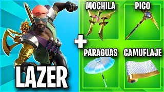 THE BEST SKIN COMBINATIONS WITH MAJOR LAZER ⚡ THE BEST FORTNITE SKIN COMBOS