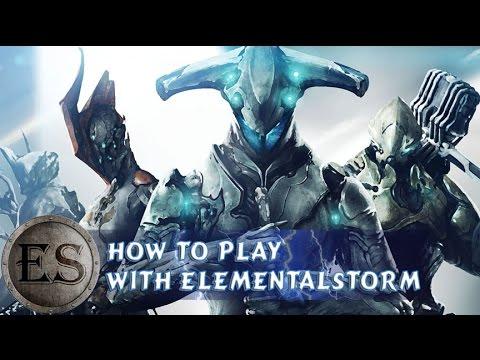 Warframe - How to Play Warframe (Gameplay/PS4/Twitch)