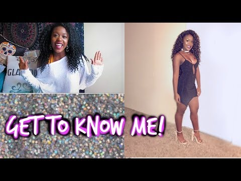 GET TO KNOW ME TAG! | Totally Meagan