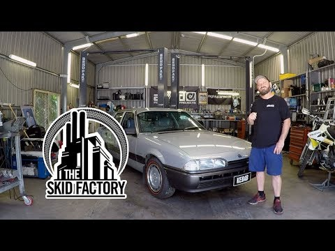 THE SKID FACTORY - RB30E+T Holden VL Commodore