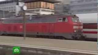 Стрелочники парализовали железные дороги Германии(Стрелочники парализовали железные дороги Германии Источник: http://www.ntv.ru/novosti/645180/, 2013-08-16T06:44:30.000Z)