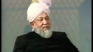 Liqa Ma'al Arab 5th November 1996 Question/Answer English/Arabic Islam Ahmadiyya