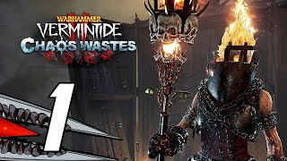 Warhammer: Verminitide 2 - Chaos Wastes DLC - Gameplay Walkthrough Part 1 (PC)