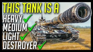 ► One Tank, All Classes and it is from... - World of Tanks Object 430U Gameplay