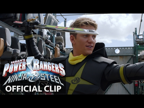 Power Rangers   Ninja Steel Exclusive Official Clip - Live and Learn