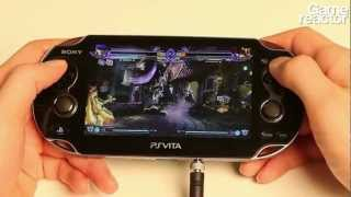 Blazblue: Continuum Shift Extend - PS Vita Gameplay 2