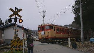 会津鉄道線踏切35