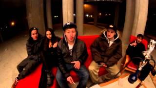 Dobrin Feat. Kazateľ & Uweno - Berem To V Pohode ( OFFICIAL VIDEO )