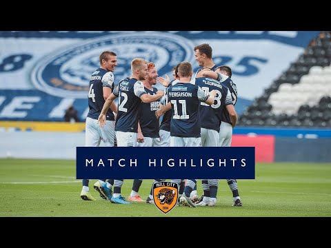 Hull City v Millwall highlights