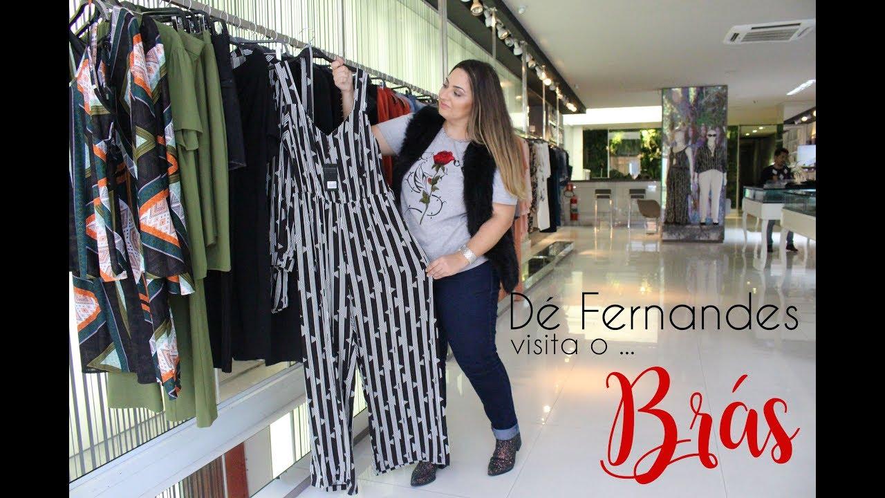 a49869b9d MODA PLUS SIZE NO BRÁS por Débora Fernandes - link com os endereços na  descrição