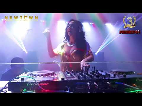 DJ AMEL ALVI LIVE 3rd Newtown Executive Club Jakarta  Anniversary Party - REBORN -