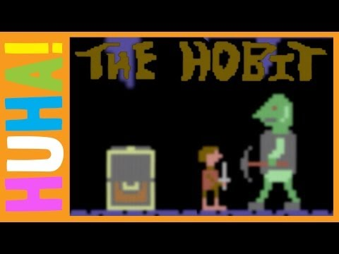 Ripoff Hobbit Game Playthrough!   Ashen's Animation