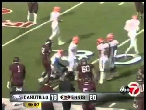 Canutillo vs. Ennis Third Quarter