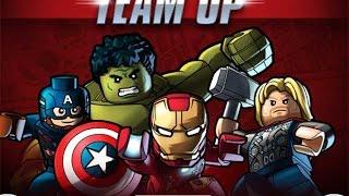 Avengers: Age of Ultron Lego Game (Мстители: Эра Альтрона)