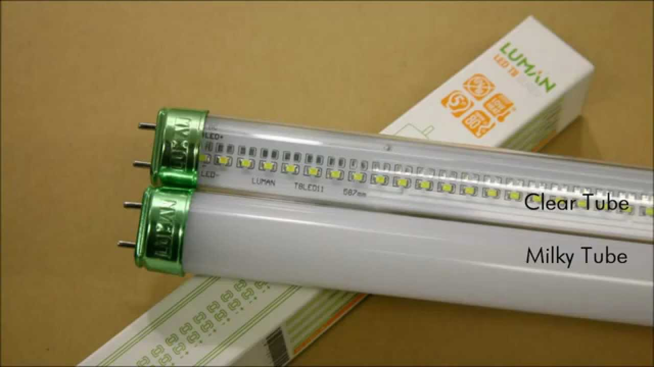 Tubular LED Lamp with High Demand. Watch out!