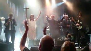 Danish Bowie Tribute Concert, Copenhagen, May 11, 2016