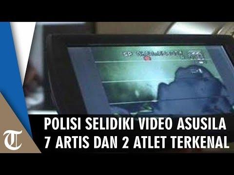 Polisi Selidiki Video Taksenonoh 7 Artis Dan 2 Atlet Yang Beredar