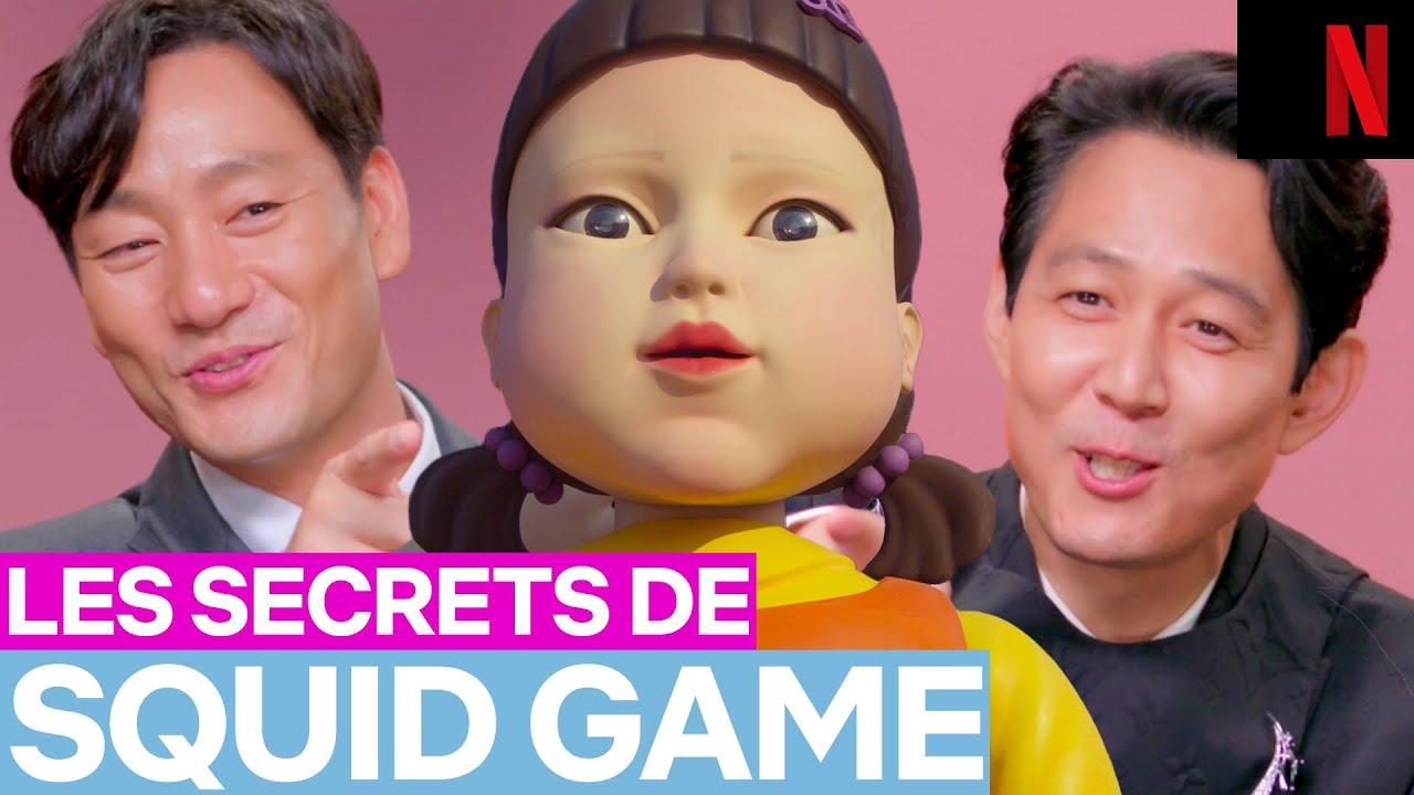 Download L'équipe de Squid Game nous raconte les SECRETS de la série   Netflix France