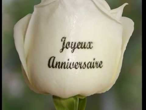 Joyeux Anniversaire Sabrina B Mon Amour Youtube