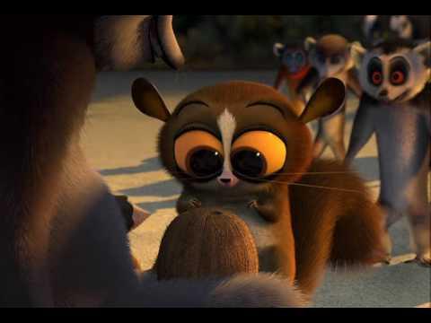 Merry Madagascar 2009 - A coconut!!!.avi