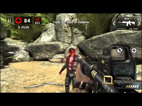 DEAD TRIGGER SOUTHAMERICA MISSION # 2 +daily job