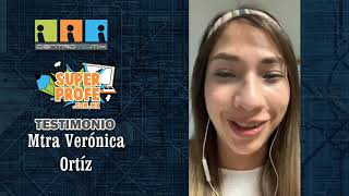 SUPER PROFE MTRA VERONICA ORTIZ