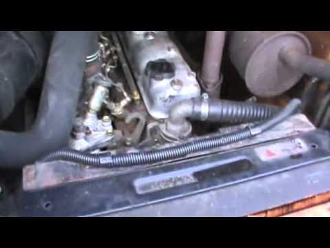 Toyota Sdk7 Skid Steer Loader For Parts Or Fix Up For Sale