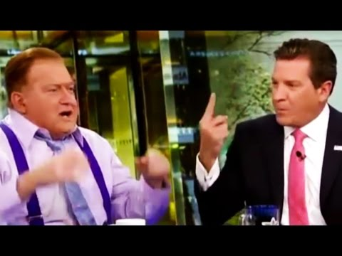 Fox Fight: Bob Beckel Says Trump 'Is Starting To Lose It,' We Need To Take Away the Nuclear Codes