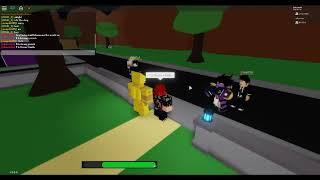 roblox a bizarre day:showcase the world AU