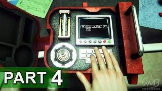 Alien: Isolation - Walkthrough Part 4 (Mission 3 - Encounters) [Hard]