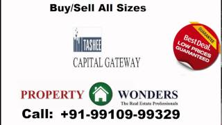 Tashee Capital Gateway 2 BHK, 3 BHK ; 1295 sq ft, 1695 sq ft, 1990 sq ft, 2675 sq ft, 3350 sq ft