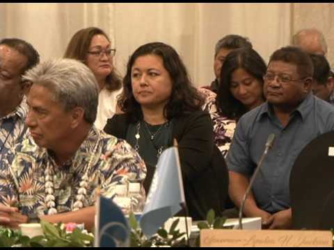 Regional forum focuses on crime throughout Micronesia