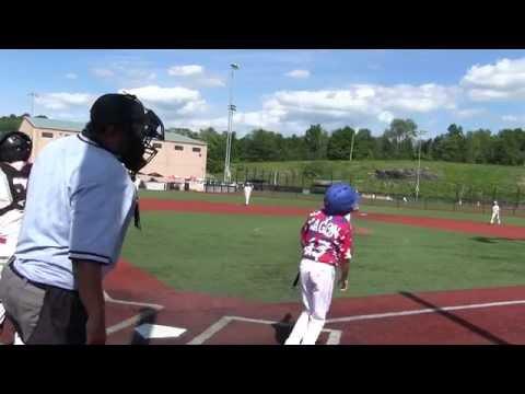 Crusaders Baseball Club 12U vs Hit & Run Highlanders Championship Game at Frozen Ropes 6-14-2015