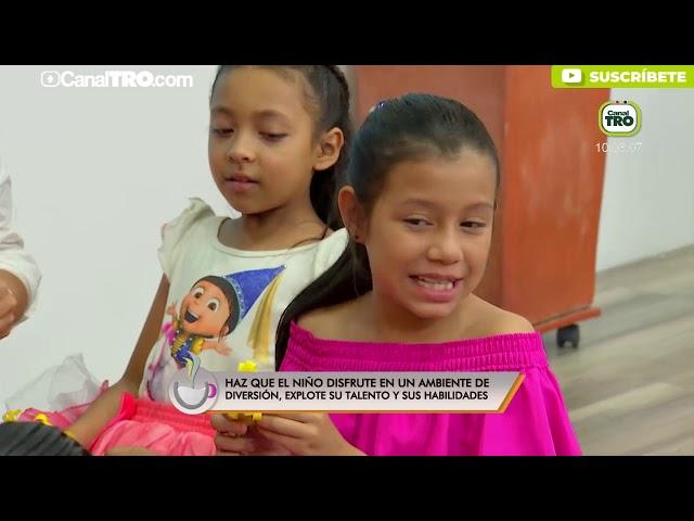 Agenda recreativa para los niños en Semana Santa