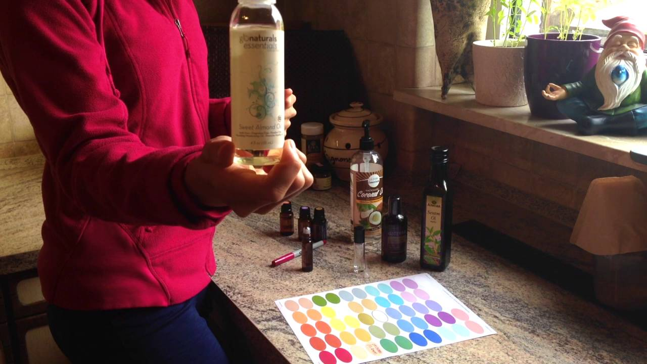 how to make essential oils youtube