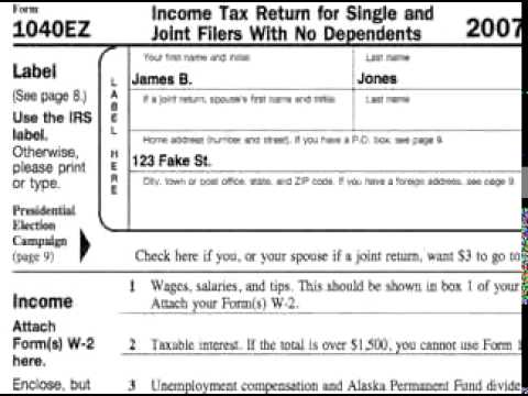 what is line 121 on tax return document