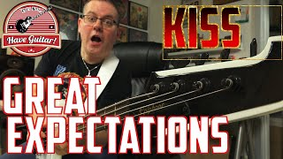 Great Expectations by KISS (Lesson for guitar & bass)
