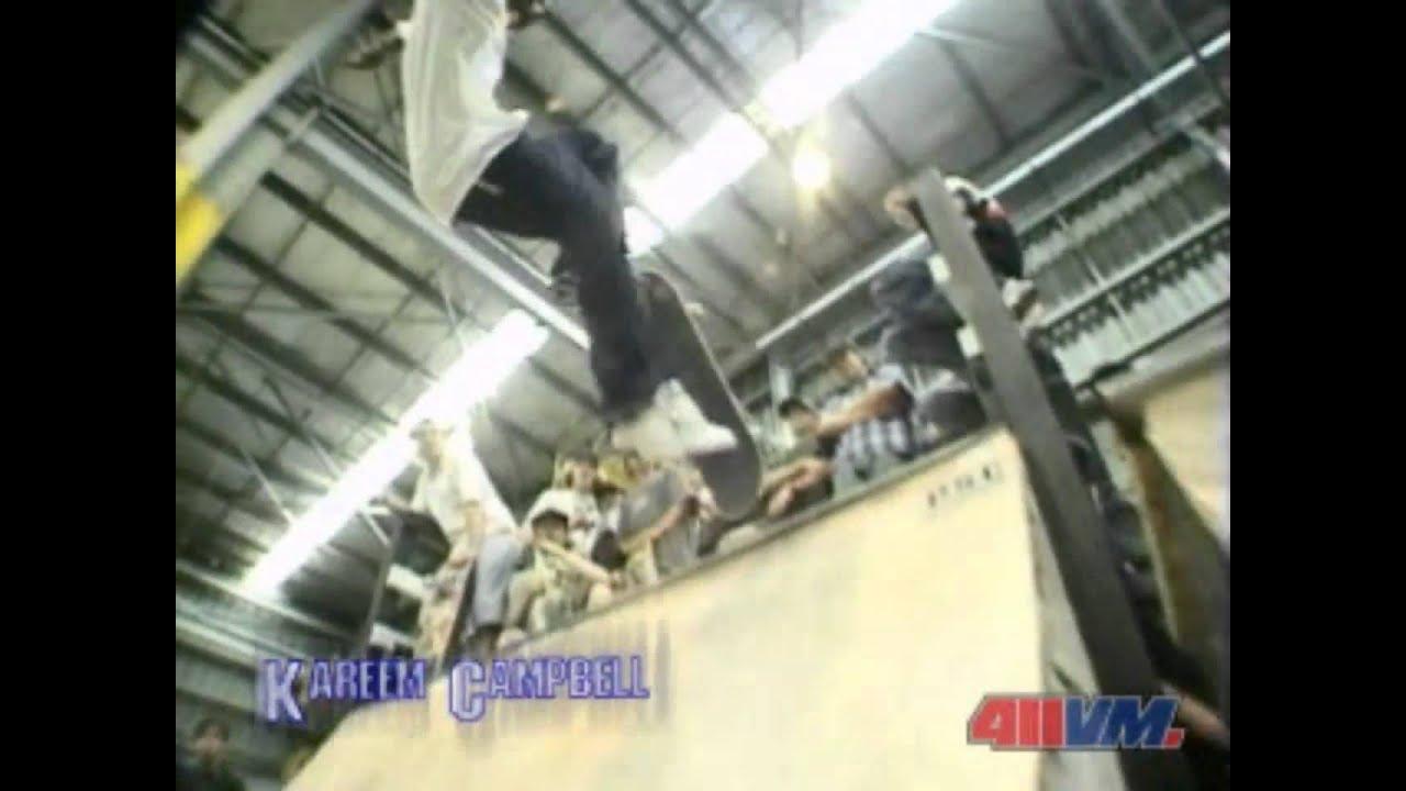 Tony Hawks Skateboarding Kareem Campbell Youtube