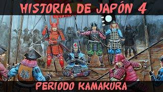 JAPÓN 4: Japón Feudal - Periodo Kamakura y Restauración Kenmu (Documental Historia)