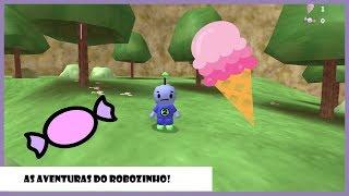 Roblox-l'avventura di un piccolo ROBOT! (Robot 64)