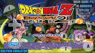 Cara Download Dan Install Game Dragon Ball Z Budokai 2 Di Android
