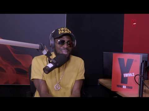 D'Banj D Kokomaster on the AfricaBoomBoxx with The Best Drive's DJ Sabby